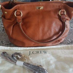 J. crew shoulder bag